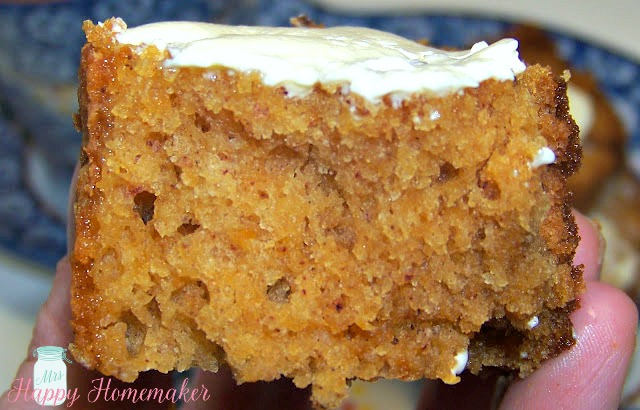 Sweet Potato Bread with butter on top