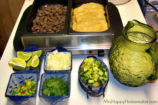 Authentic Steak Tacos