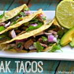 Authentic Steak Tacos