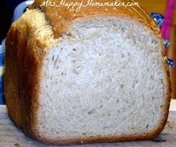 Honey Oatmeal Bread (like Longhorn Steakhouse bread!)
