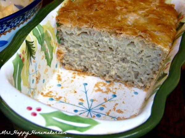 Easy Honey Oatmeal Bread
