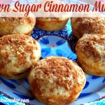 Flashback Friday – Brown Sugar Cinnamon Muffins