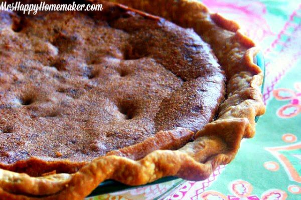 BEST EVER Pecan Pie