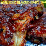 Flashback Friday – Whiskey Glazed Baby Back Ribs