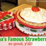 Regina's Famous Homemade Strawberry Pie