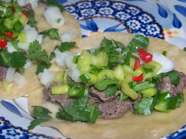 how to make authentic steak tacos