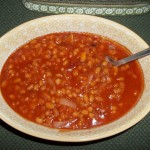 Marty's Micro Baked Beans