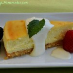California Dairy Tour – The Foodie Edition & The BEST Cheesecake EVER Recipe!!