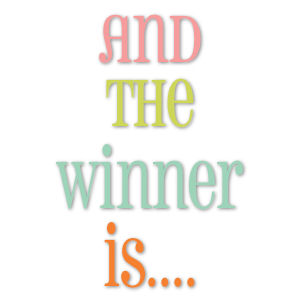 macy s giveaway winner mrs happy homemaker rh mrshappyhomemaker com giveaway winner email giveaway winner