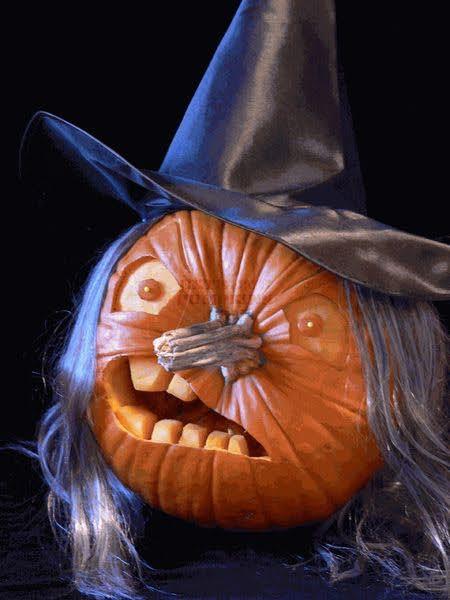 Witch Jackolantern