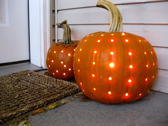11 Awesome Jack-o-lanterns - Mrs Happy Homemaker