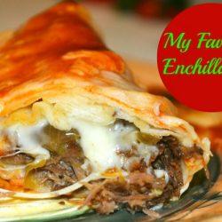 My Favorite Enchiladas