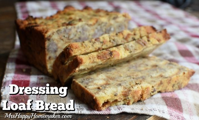 Bread Dressing