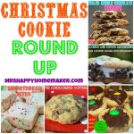 Christmas Cookie Round Up with Mrs Happy Homemaker