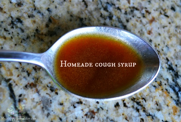Grandma's Homemade Cough Syrup - 3