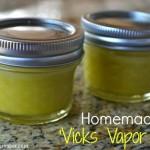 Homemade 'Vicks Vapor Rub' - All Natural!