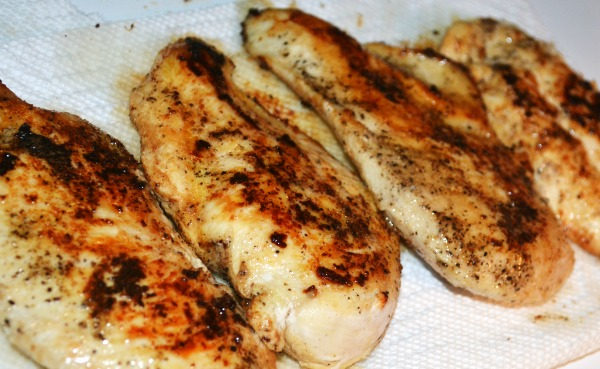 Roasted Garlic Asiago Chicken & Potatoes