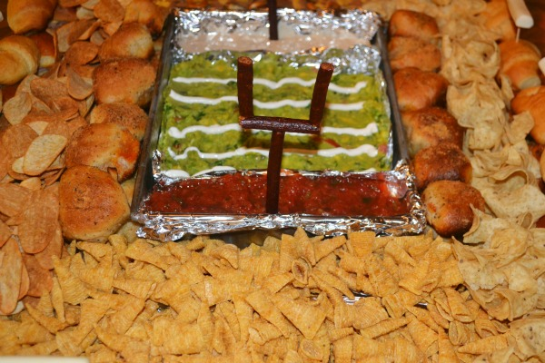 It's a Snackadium! #pillsbury