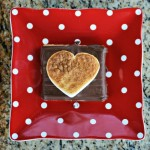 Valentines S'mores - just 3 Ingredients! How cute is this?
