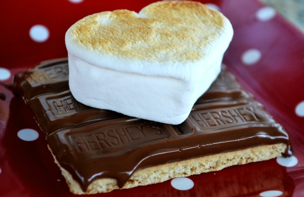 Valentines S'mores