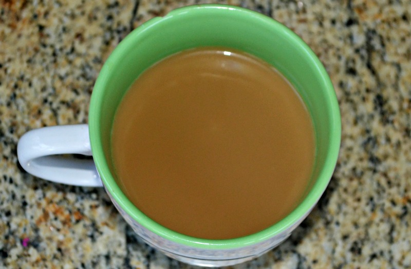 Homemade Coffee Creamer - over 22 different flavor possibilities!