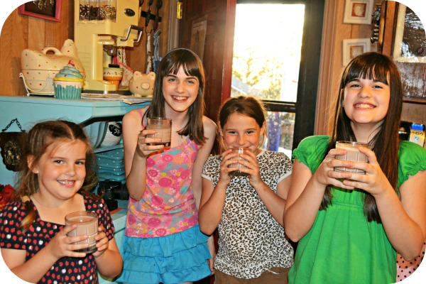 Kids LOVE TruMoo!