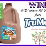 WIN a $25 WalMart GiftCard from TruMoo!!