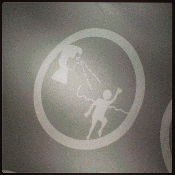 Watch out for the giant with the death rays shooting from his eyes while swimming... #OnMyPool