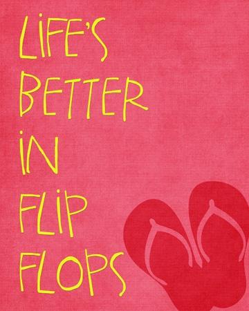 Flip Flops Printable