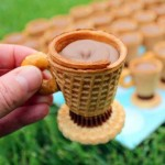 Edible Teacup Cookies
