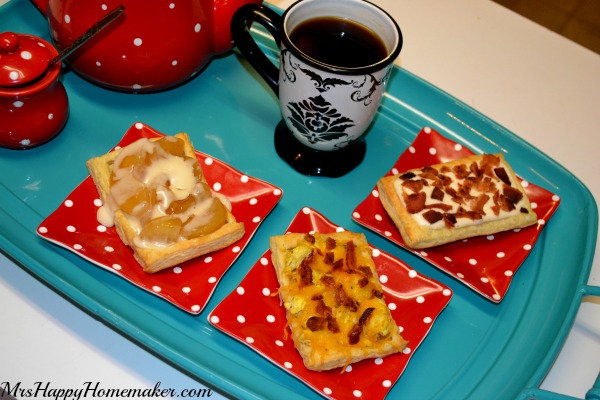 Easy Pastry & Coffee Breakfast Bar