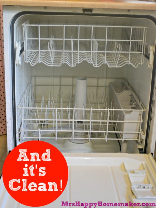 Clean Your Dishwasher the Frugal Way - with Kool-Aid!