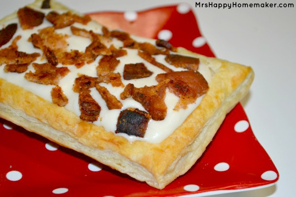 Maple Bacon Pastry