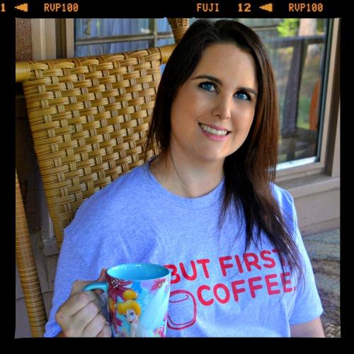 Mrs Happy Homemaker loves coffee!