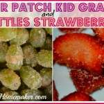 Sour Patch Kid Grapes & Skittles Strawberries