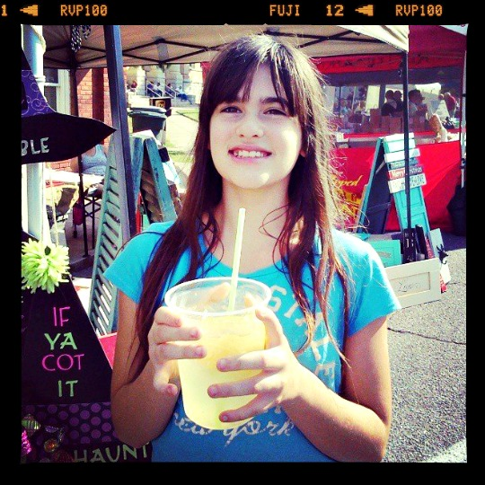 Asheboro Fall Festival, Lemonade