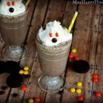 Ghoulish Monster Mash Mudslides + a Goosebumps GIVEAWAY!