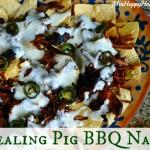 Squealing Pig BBQ Nachos