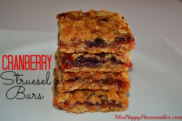 bars cranberry walnut streusel bars recipes dishmaps cranberry walnut ...