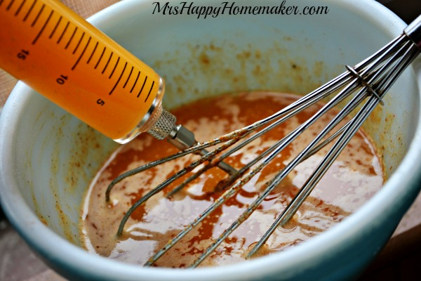 Homemade Creole Butter Injection Marinade