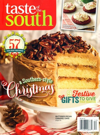 Taste of the South December