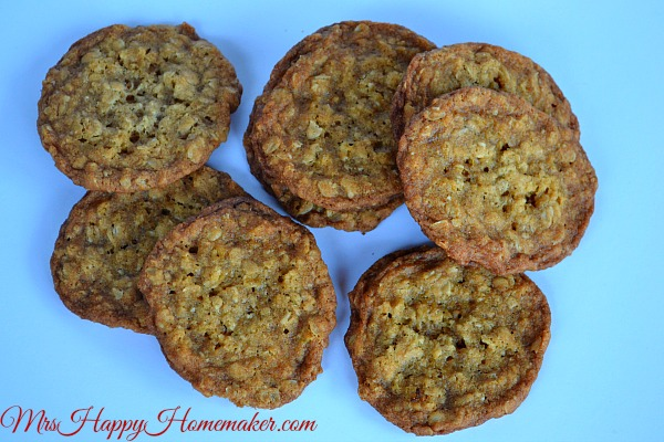 Grandma Millie was the master of oatmeal cookies, and now you can ...