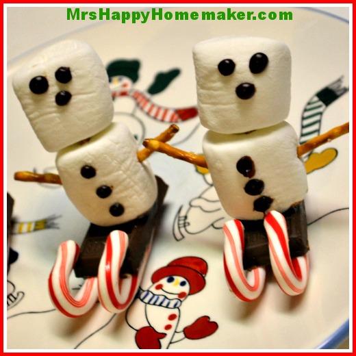Snowmen Sled