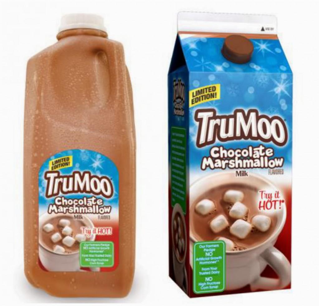 Marshmallow TruMoo Milk