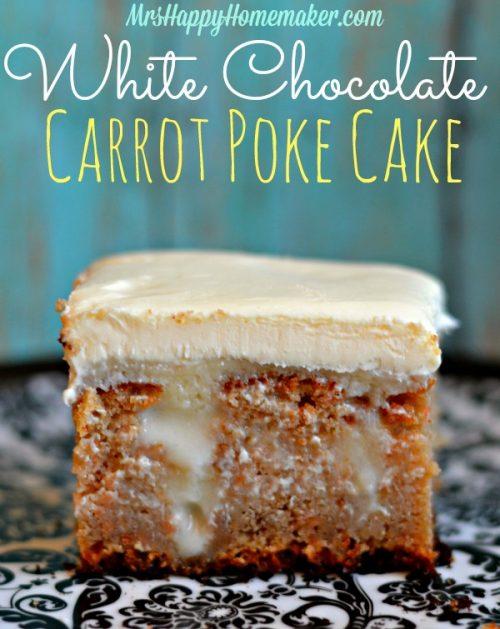 Mrs Fields Carrot Cake