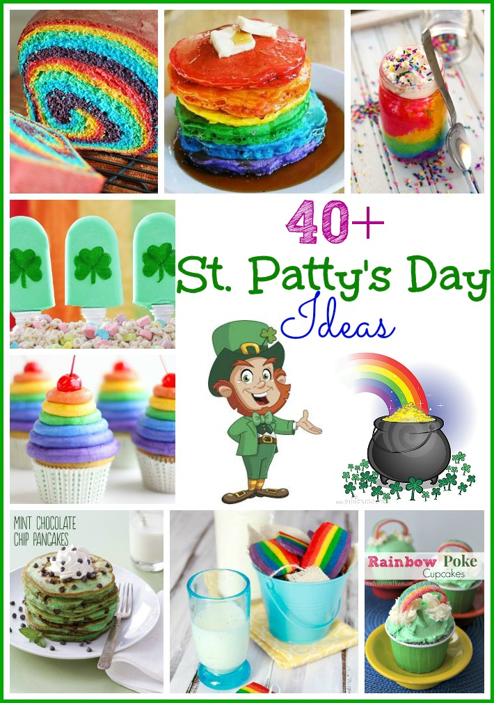 40+ St. Patty's Day Ideas