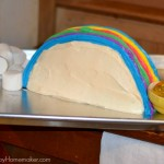 Rainbow Cake {and other colorful ideas!}