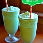Homemade Copycat Shamrock Shakes