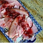 Cherry Glazed Ham