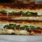 Flashback Friday, Bacon & Jalapeno Popper Grilled Cheese Sandwiches